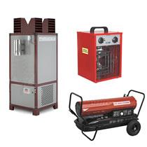 Garage and Workshop Heaters