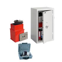 Security Safes & Cash Boxes