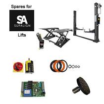 Supalign Vehicle Lift Spare Parts