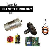 Silent Technology Vehicle Lift Replacement Spare Parts