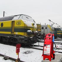 110v Booster Packs for Trains