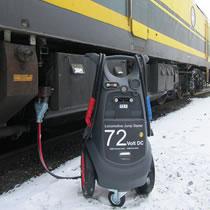 72v Train Booster Pack