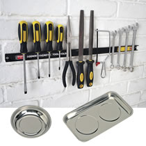 Magnetic Tool Holders & Trays