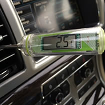 Thermometers for A/C
