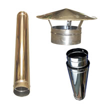 Thermobile Heater Flue Parts