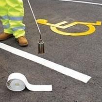 Thermoplastic Road Marking