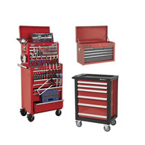 Tool Boxes, Rollcabs & Chests