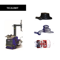 Tecalemit Tyre Changer Replacement Parts