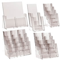 Table Top Leaflet Stands