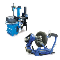 Tyre Changers & Accessories