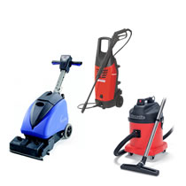 Cleaning & Valeting Equipment