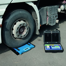 Vehicle & Axle Weighing Pads