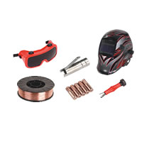 Welding Consumables.