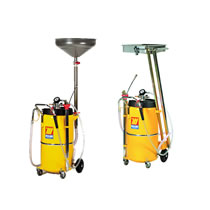 Waste Oil Drainers & Extractors